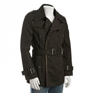 Monarchy Belted Trenchcoat